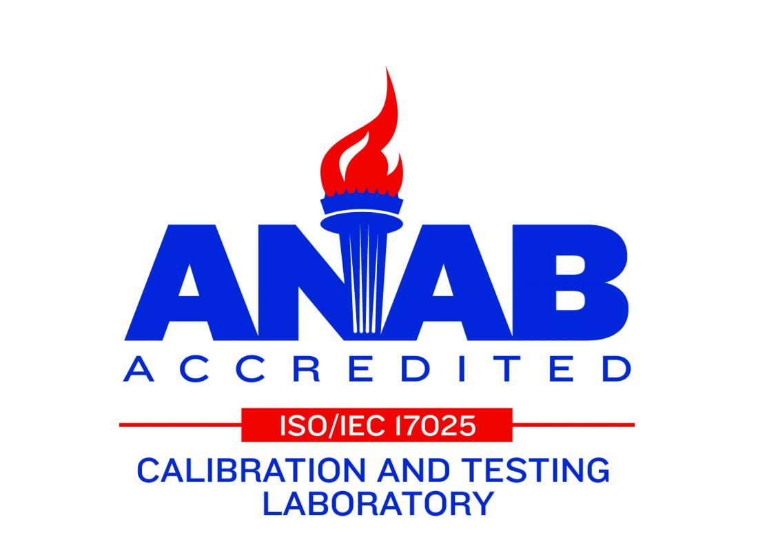 Accreditation  - Independent Test Services - ANAB-Cal%26Test-2C